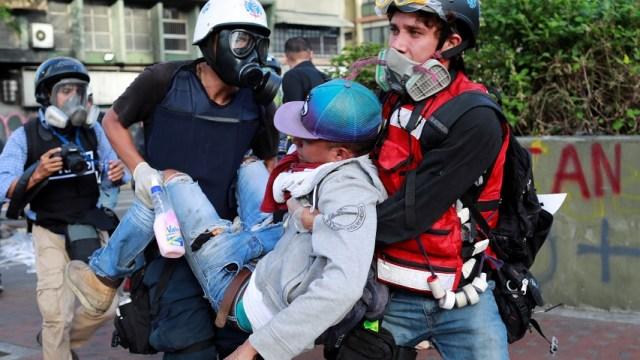 Oposicion Venezolana Informa Muertos Protesta Constituyente