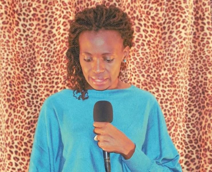 Terry Gobanga recuerda que el día de su boda fue secuestrada por un grupo de hombres (Foto: Facebook Terry Gobanga)