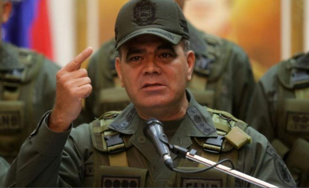 ministro de Defensa, venezuela, Vladimir Padrino Lopez, nicolás maduro, chavismo