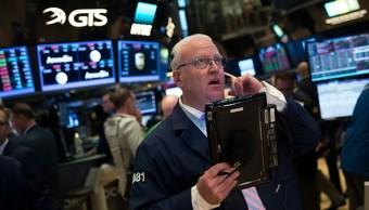 Wall Street cierra fuertes perdidas y Dow Jones cae