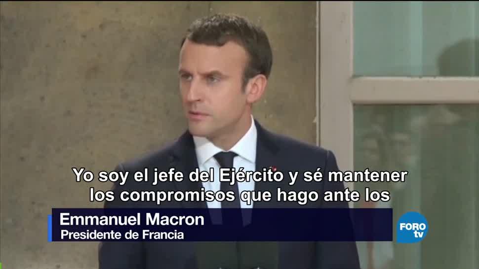 Popularidad De Macron Se Tambalea Francia