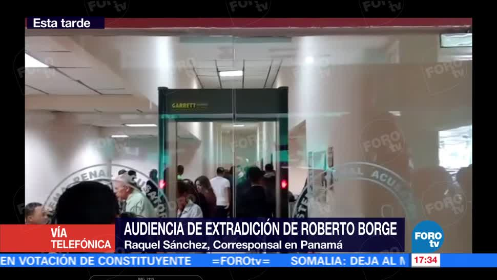 Inicia Audiencia Roberto Borge Panama Exgobernador De Quintana Roo