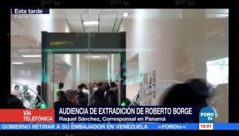 Declaran Receso Audiencia Roberto Borge Juez Exgobernador