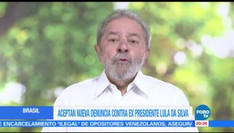 Denuncia Penal Corrupción Lula Da Silva