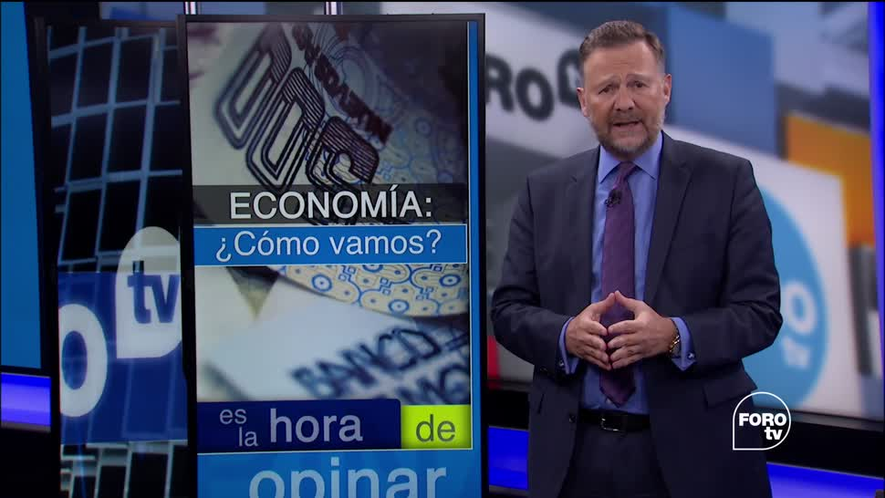 Panorama general Economía Mexicana Como vamos