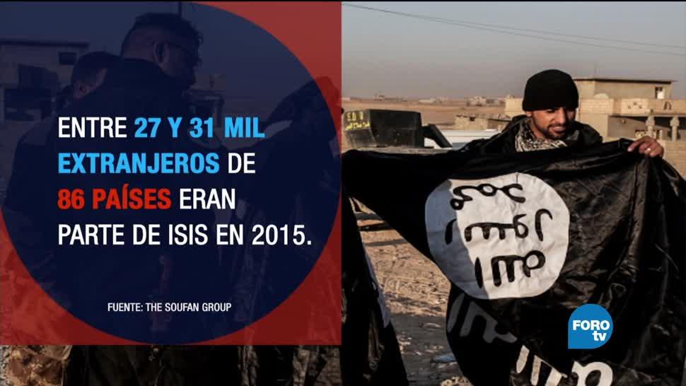 Estado Islámico grupo terrorista amenaza latente