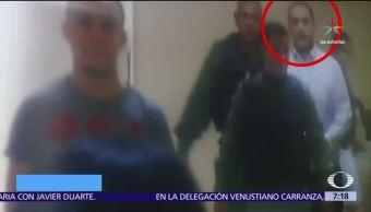 Aplazan Audiencia Extradición Roberto Borge