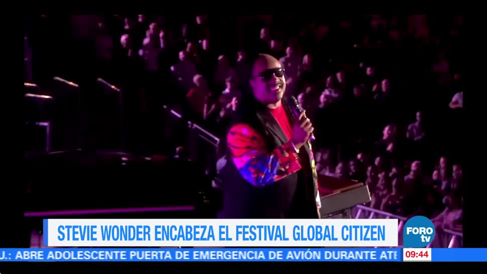 Stevie Wonder Encabezará Festival Central Park
