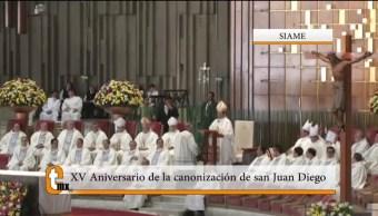 Catholicmx, XV Aniversario, Canonización, san Juan Diego
