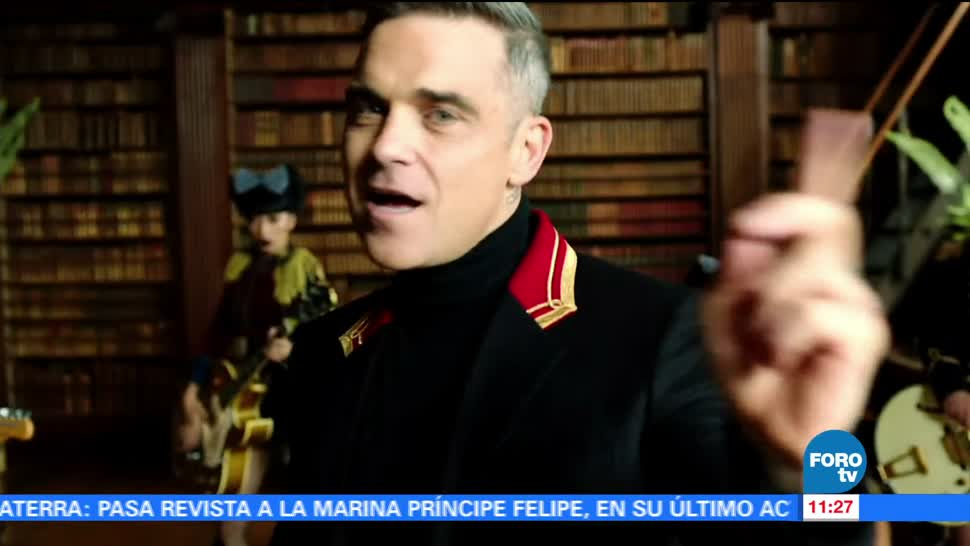 Robbie Williams, aclara, físico, enfermedad