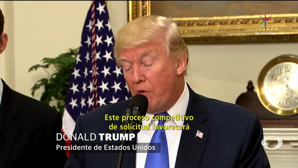 Trump busca reducir migración legal EU