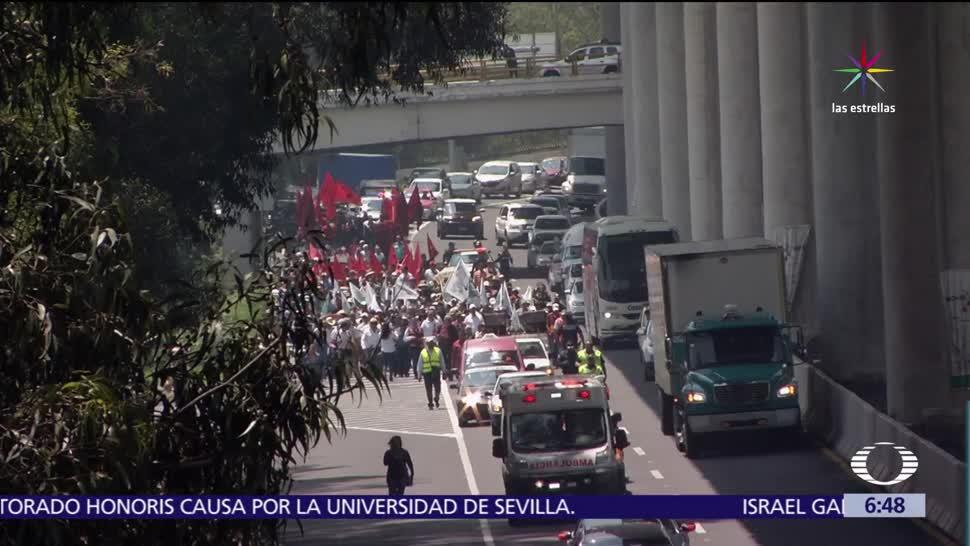 marcha, contra, Graco Ramírez, CDMX