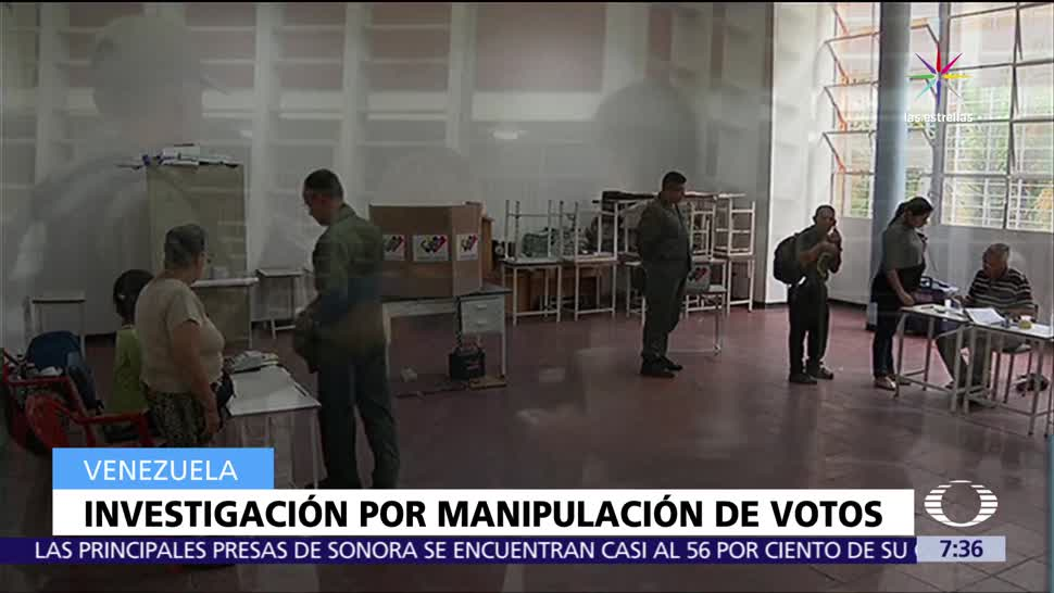 Fiscal, Venezuela, investigación, irregularidades