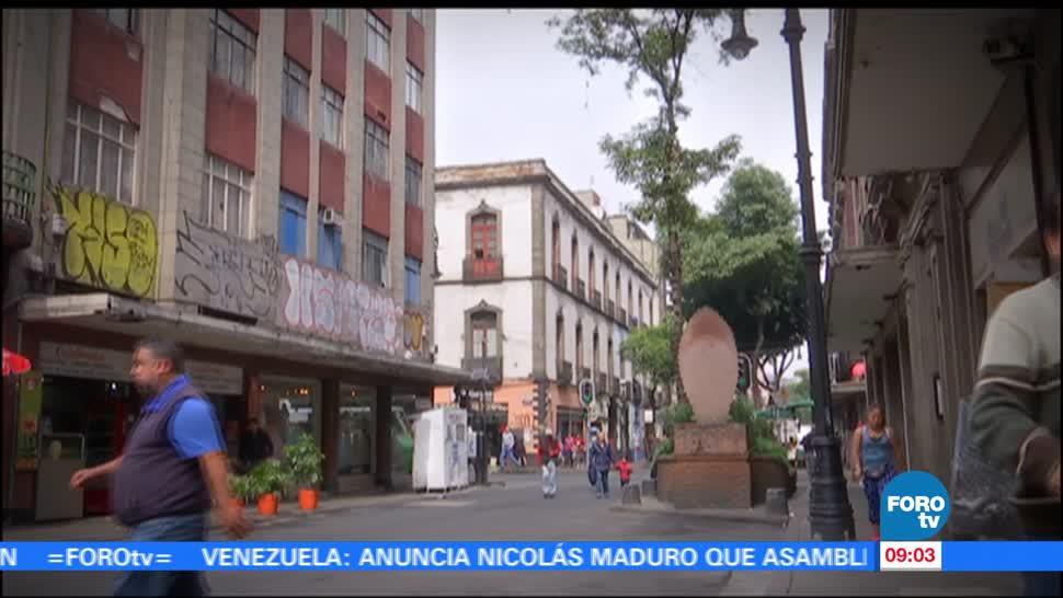 Recorrido Calle Cuba Maestro Armando Ramírez