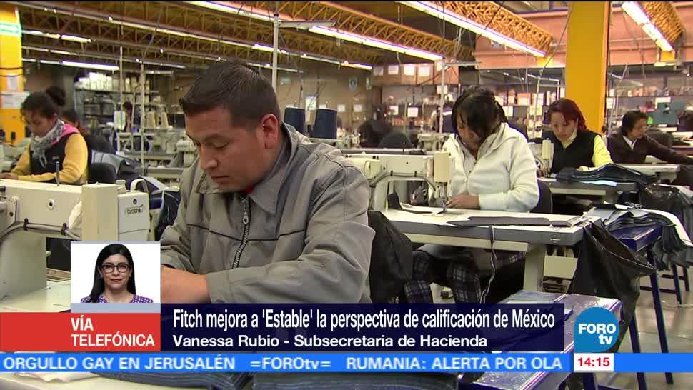 La economía mexicana muestra resiliencia mercados