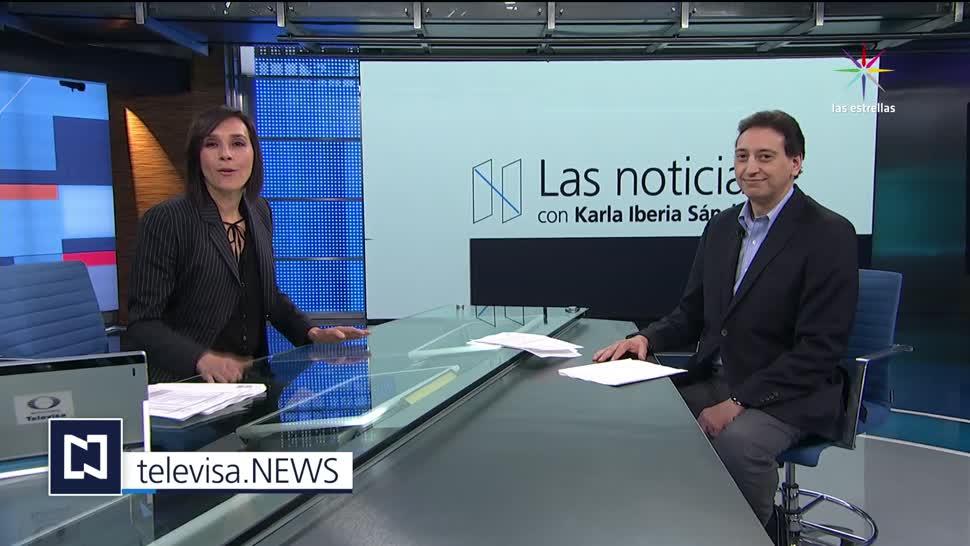 La Noticias Karla Iberia Programa agosto