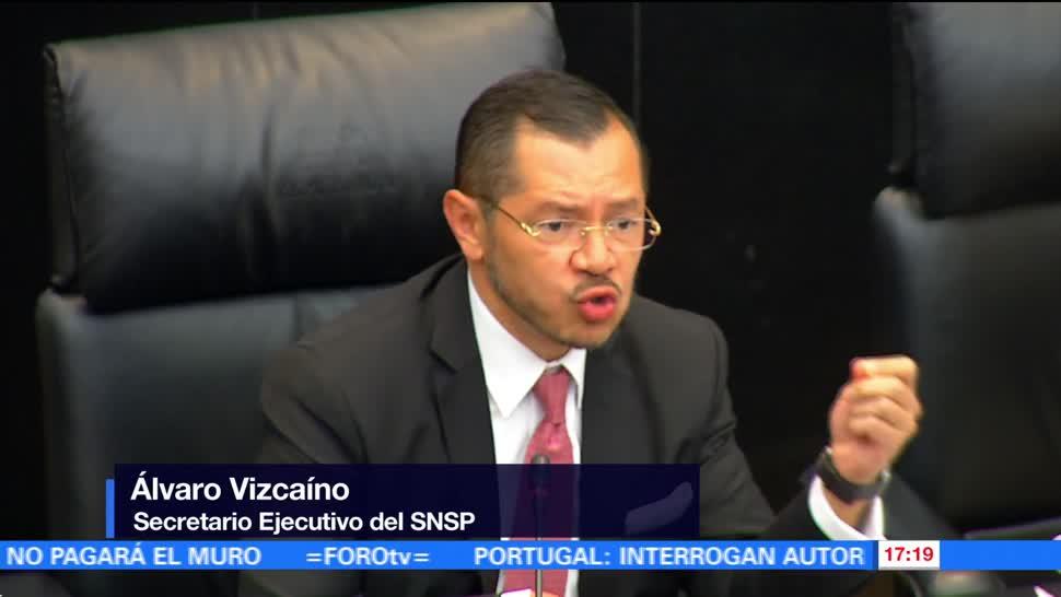 NSJP responsable del aumento de la violencia: Álvaro Vizcaíno