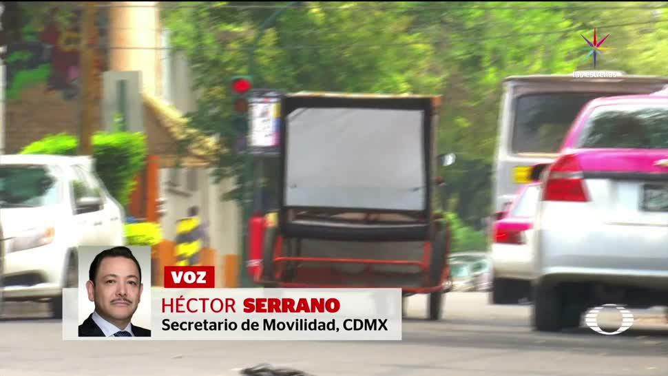 CDMX rechaza regular mototaxistas medidas seguridad