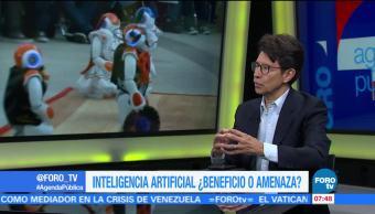Beneficio Inteligencia Artificial Miguel Angel Perez Profesor De Tecnologias En La Educacion De La UNAM