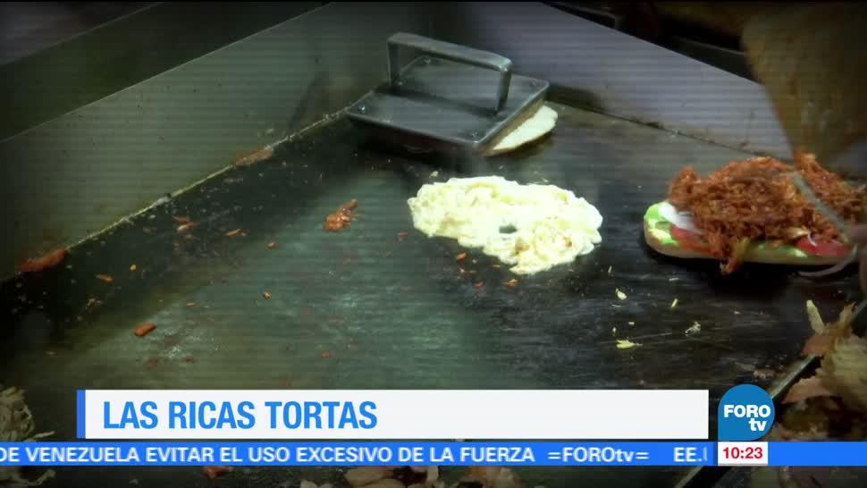 Viernes Culinario Ricas Tortas