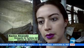 Mexico sobre Ruedas Zitacuaro Michoacan Parte 2 Rogelio Magaña