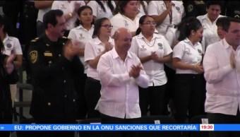Renato Sales pide reestructuración policiaca en el país