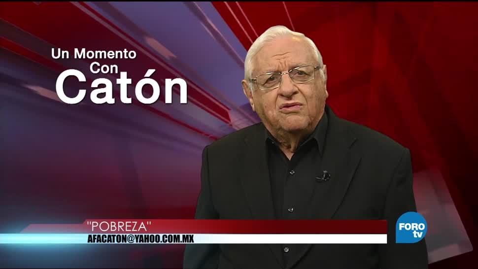 Un momento con Armando Fuentes Catón del 4 de agosto