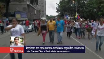 Temen Aumento Represion Opositores Venezuela Luis Carlos Diaz, Periodista Venezolano