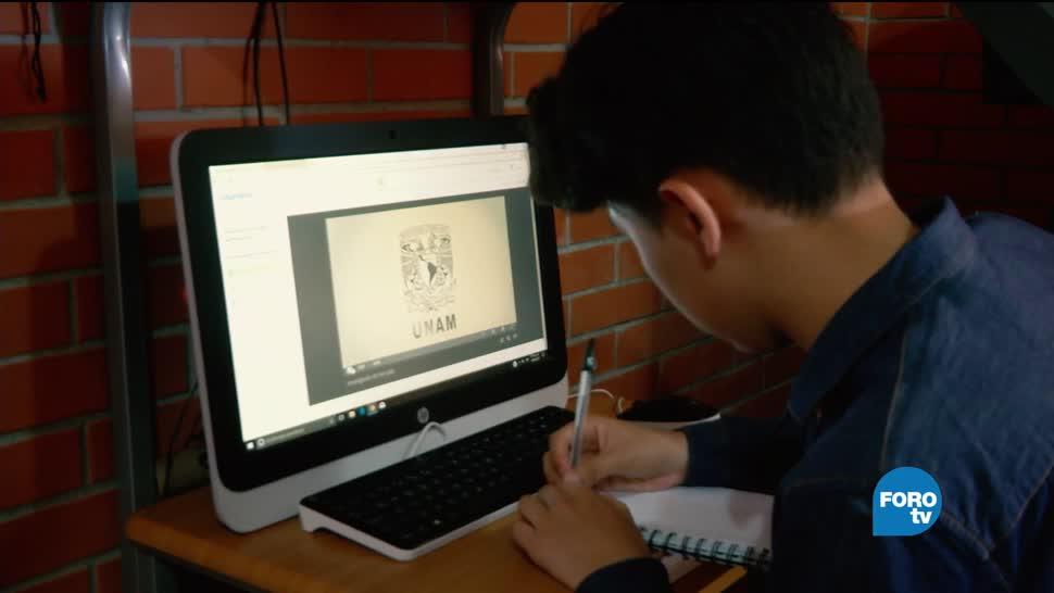 Universidad en línea o distancia en la UNAM