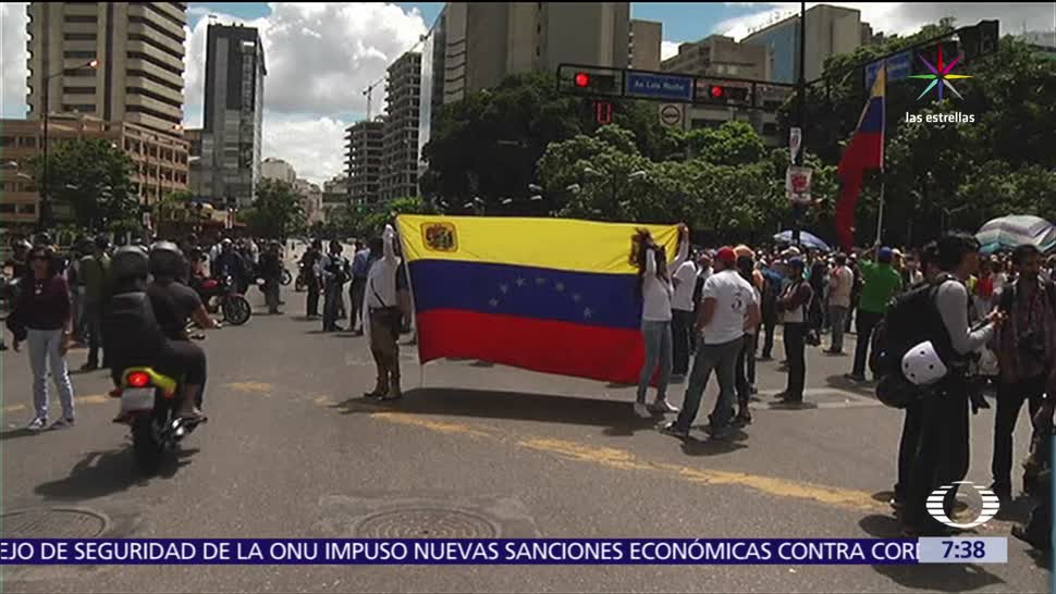 Asamblea Constituyente, instala, Venezuela, rechazo
