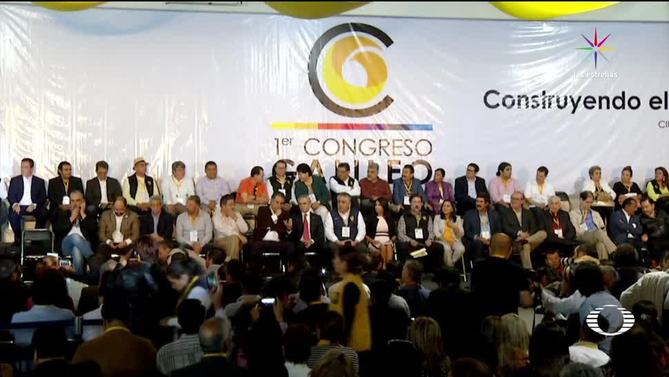 Panistas perredistas unen Frente Amplio Democrático