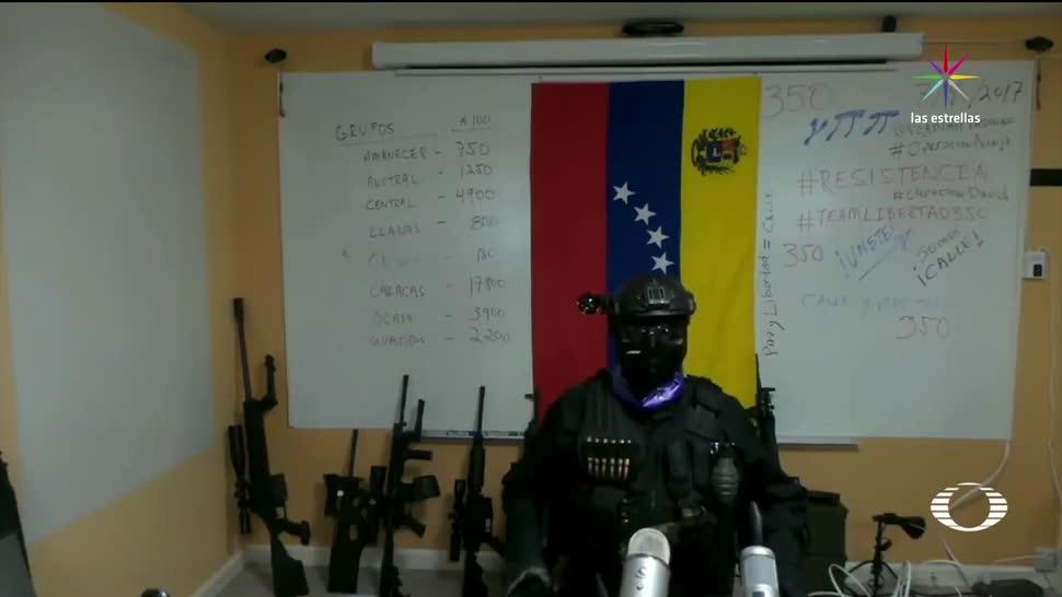Intento de golpe en Venezuela, un día después