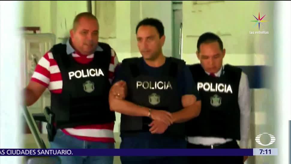 PGR Extraditar Roberto Borge 60 días