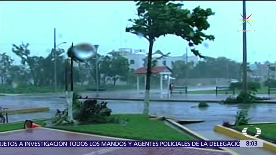 Recuento, huracanes, afectado, México