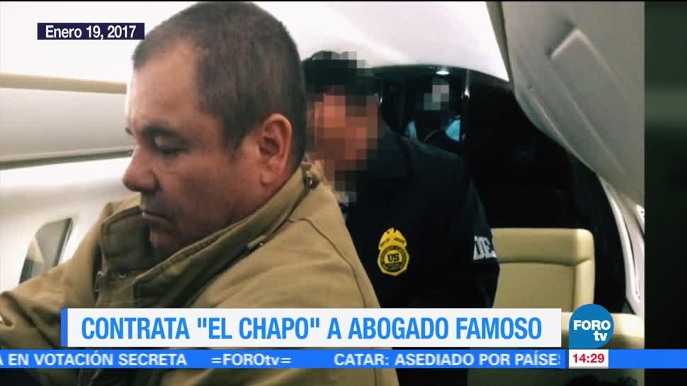 El Chapo Guzmán contrata a abogado de mafioso