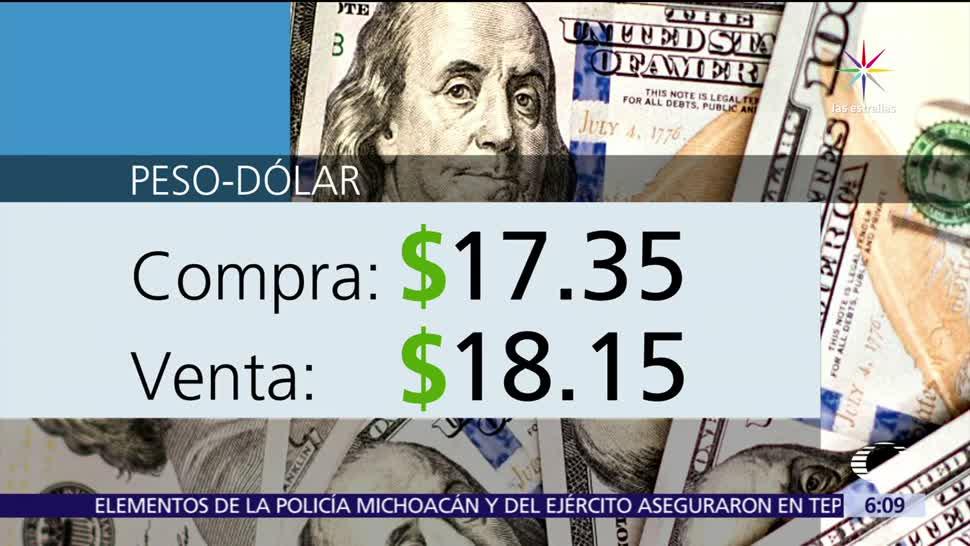 El Dólar Vende $18.15