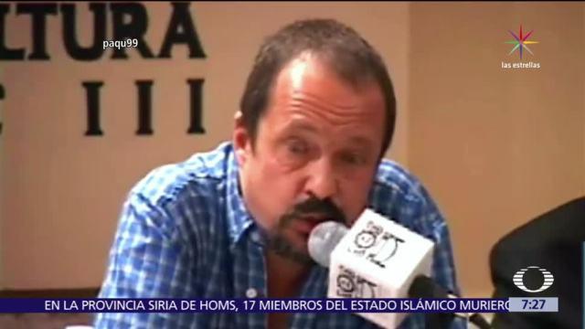 Murió Periodista Cronista Jaime Avilés