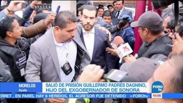 Sale Guillermo Padrés Dagnino Exgobernador Sonora