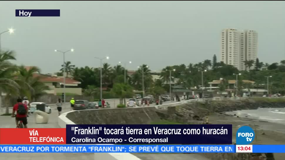90 municipios Veracruz riesgo impacto Franklin
