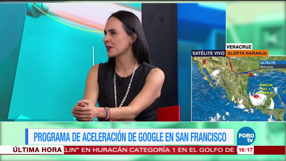 programa Google Accelerator Launchpad Mauricio Benavides