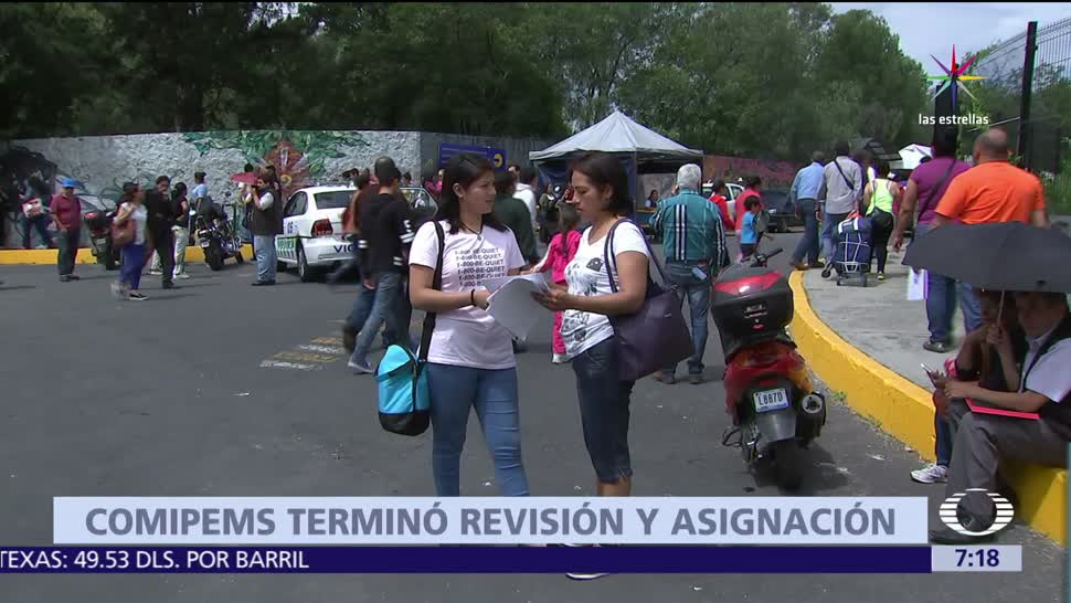 UNAM, estudiantes, revisión, examen