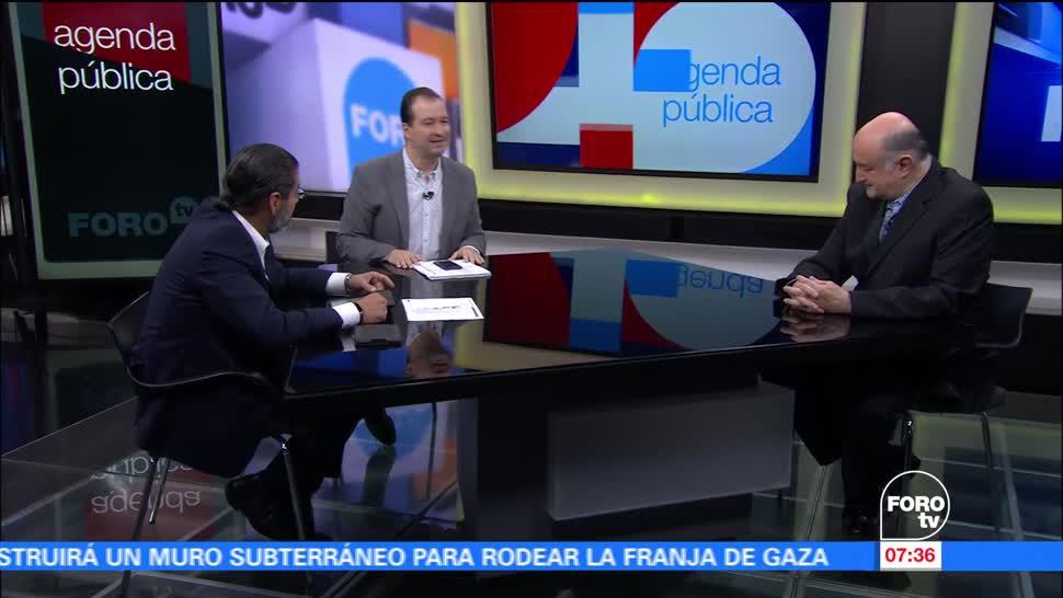 Asamblea Nacional PRI Francisco Abundis