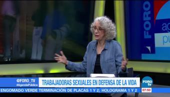 Encuentro Nacional, Red Mexicana, Trabajo, Sexual