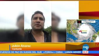 Julión Álvarez Niega Acusaciones Contra
