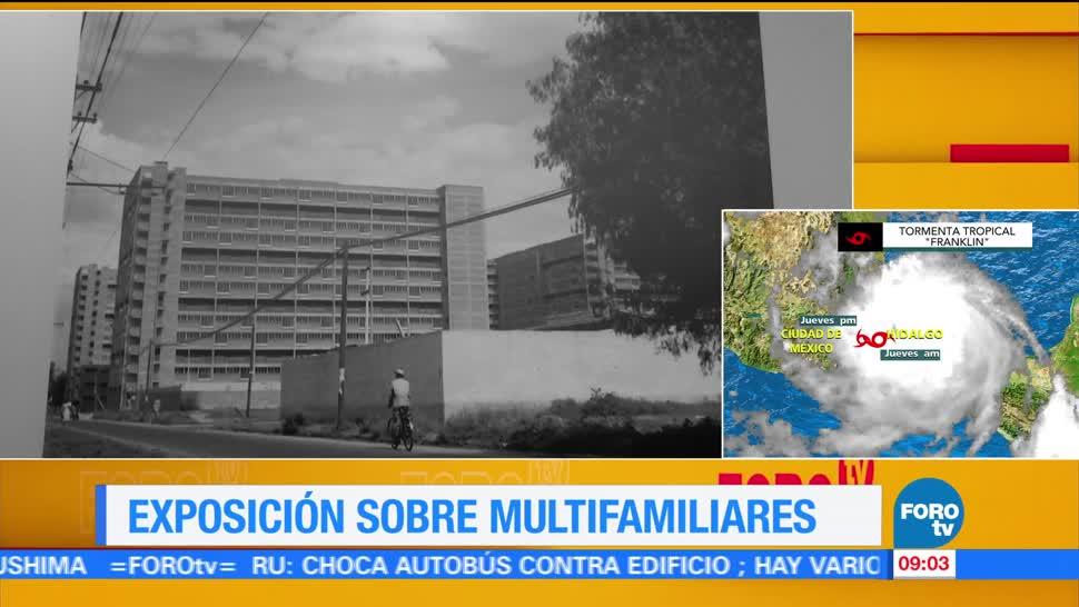 Exponen Multifamiliares Palacio Bellas Artes