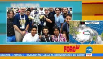 Robot, mexicano, gana, competencia