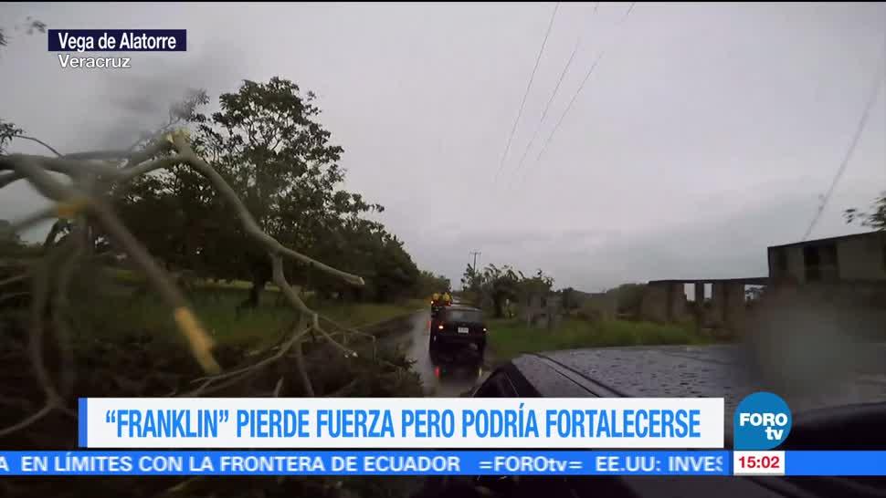 Franklin fuerza remanentes afectan Valle México