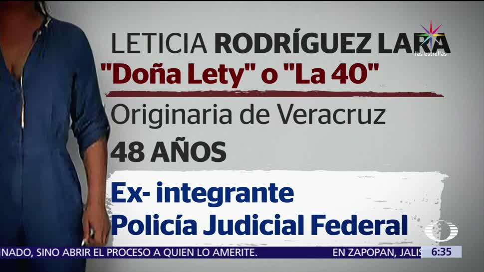 Así es Leticia Rodríguez Doña Lety