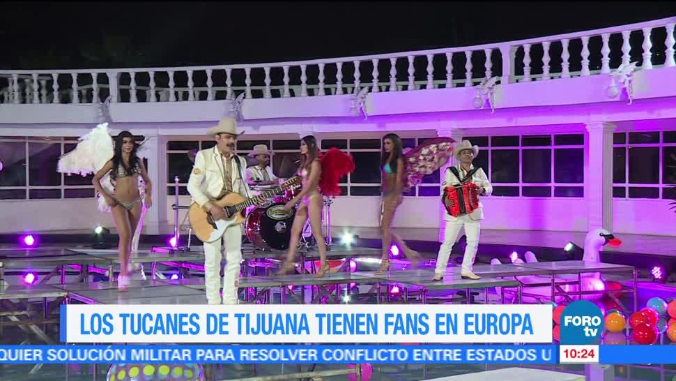 Los Tucanes Tijuana mantienen comunicación fans