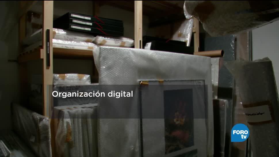 Centro de la Imagen crea norma para organización digital